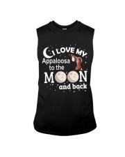 I Love My Appaloosa Sleeveless Tee thumbnail