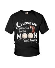 I Love My Appaloosa Youth T-Shirt thumbnail