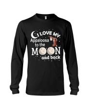 I Love My Appaloosa Long Sleeve Tee thumbnail