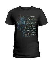 A Beautiful Place Ladies T-Shirt thumbnail