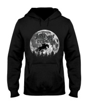 Just Get Over It Hooded Sweatshirt thumbnail