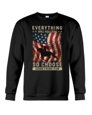 Everything Will Kill You Crewneck Sweatshirt thumbnail