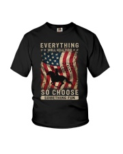 Everything Will Kill You Youth T-Shirt thumbnail