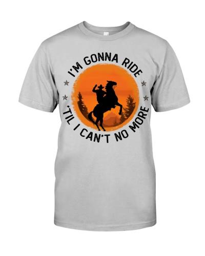 I Am Gonna Ride
