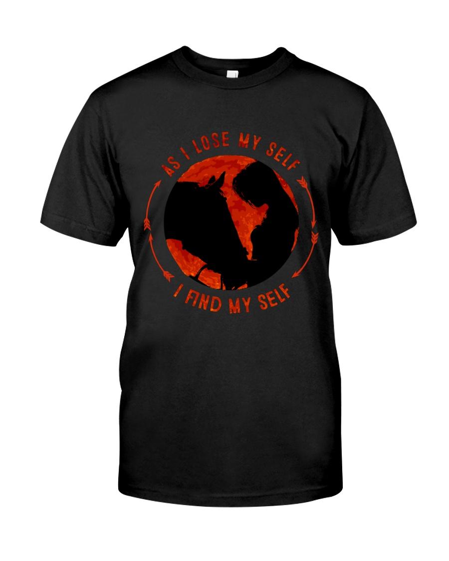 I Find My Self Classic T-Shirt