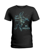 Be Broken Ladies T-Shirt thumbnail