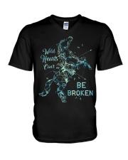 Be Broken V-Neck T-Shirt thumbnail