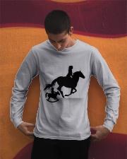 Love Horse Long Sleeve Tee apparel-long-sleeve-tee-lifestyle-01