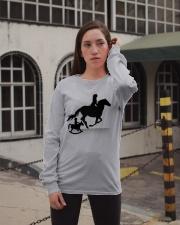 Love Horse Long Sleeve Tee apparel-long-sleeve-tee-lifestyle-10