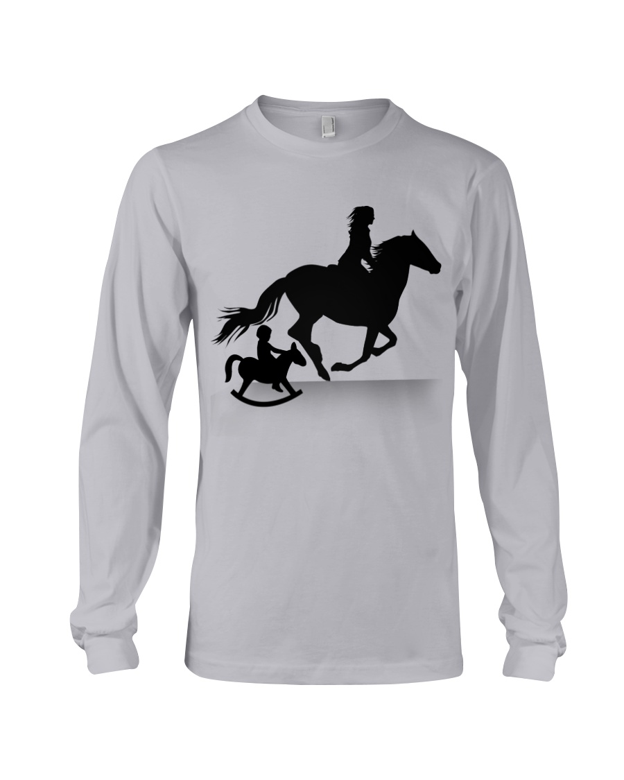 Love Horse Long Sleeve Tee