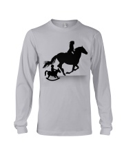 Love Horse Long Sleeve Tee front
