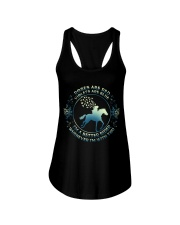 I'm With You Ladies Flowy Tank thumbnail