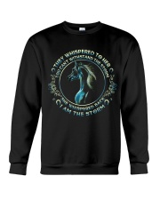 I Am The Storm Crewneck Sweatshirt tile