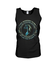 I Am The Storm Unisex Tank thumbnail