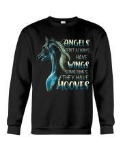Sometimes The Have Hooves Crewneck Sweatshirt thumbnail