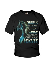 Sometimes The Have Hooves Youth T-Shirt thumbnail