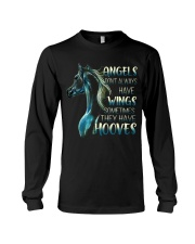 Sometimes The Have Hooves Long Sleeve Tee thumbnail