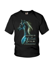 You Will Be Remembered Youth T-Shirt thumbnail