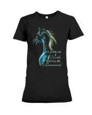 You Will Be Remembered Premium Fit Ladies Tee thumbnail