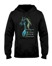 You Will Be Remembered Hooded Sweatshirt thumbnail