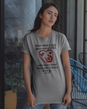 Dogs And Horses Classic T-Shirt apparel-classic-tshirt-lifestyle-08
