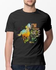 I'm Gonna Ride Classic T-Shirt lifestyle-mens-crewneck-front-13