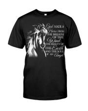 God Made A Horse Premium Fit Mens Tee thumbnail