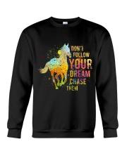 Do Not Follow Your Dream Crewneck Sweatshirt thumbnail