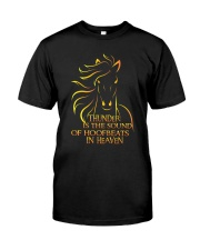 The Sound Of Hoofbeats Premium Fit Mens Tee thumbnail