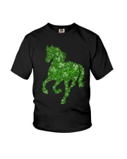 I Love Horse Youth T-Shirt tile