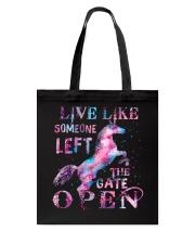Live Like Someone Tote Bag thumbnail