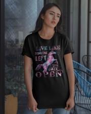 Live Like Someone Classic T-Shirt apparel-classic-tshirt-lifestyle-08