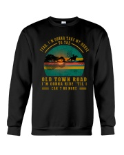I'm Gonna Take My Horse Crewneck Sweatshirt thumbnail