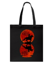 Love Horses Tote Bag thumbnail