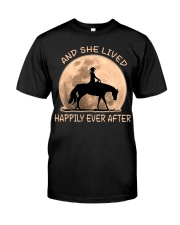 She Lived Happily Premium Fit Mens Tee thumbnail