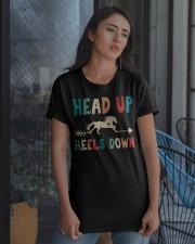 Head Up Heels Down Classic T-Shirt apparel-classic-tshirt-lifestyle-08