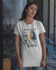 I Smile Classic T-Shirt apparel-classic-tshirt-lifestyle-08