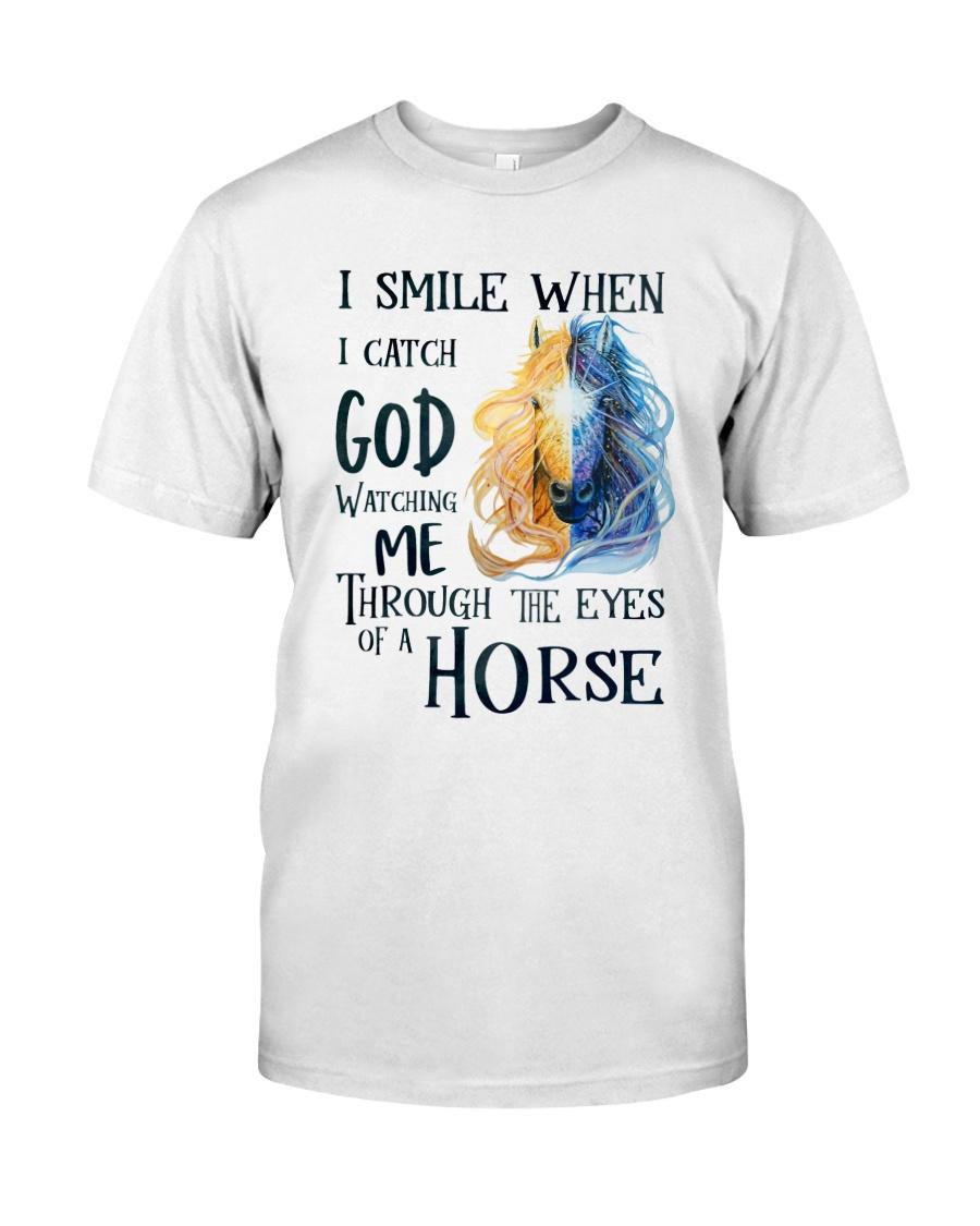I Smile Classic T-Shirt