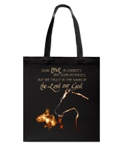 The Lord Our God Tote Bag thumbnail