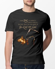 The Lord Our God Classic T-Shirt lifestyle-mens-crewneck-front-13