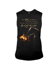 The Lord Our God Sleeveless Tee thumbnail