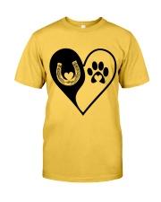 Love Hockey Classic T-Shirt front