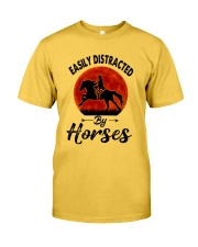 Easily Distracted Classic T-Shirt front