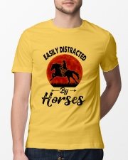 Easily Distracted Classic T-Shirt lifestyle-mens-crewneck-front-13