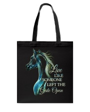 Live Like Someone Tote Bag thumbnail