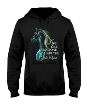 Live Like Someone Hooded Sweatshirt thumbnail