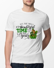 The Most Wonderful Time Classic T-Shirt lifestyle-mens-crewneck-front-13