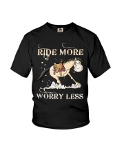 Ride More Youth T-Shirt thumbnail
