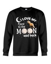 I Love My Fjord Crewneck Sweatshirt thumbnail
