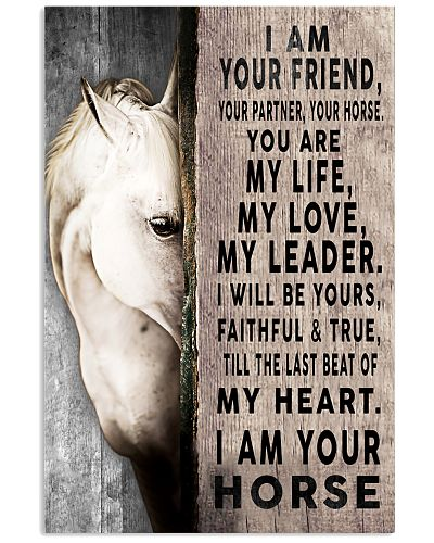 I Am Your Horse